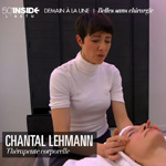 Chantal Lehmann et le lifting naturel sur TF1 : le massage facial HoliFitness crée toujours le buzz